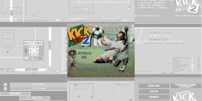 Arcade Football, 16-Bit Style: Install Kick Off 2 in Windows!