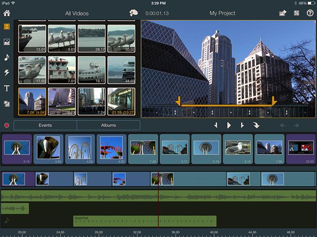 iPad/iPhone Video Editors And Tools: These Are Your Best Options pinnacle1