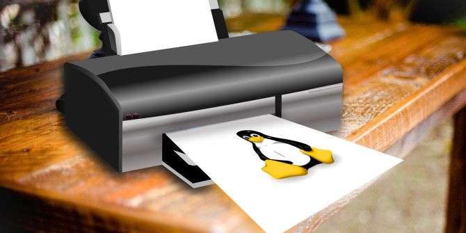 Printing on Linux: Choosing The Right Printer and Getting It To Work