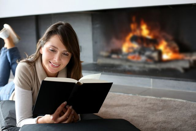 reading-books-time-fireplace