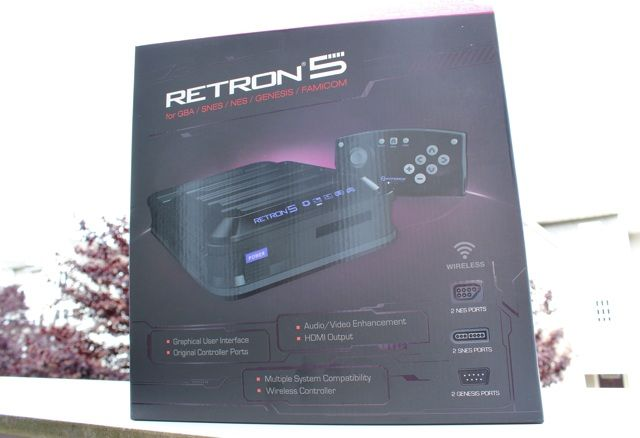 Hyperkin RetroN 5 Review And Giveaway retron 5 console review 1
