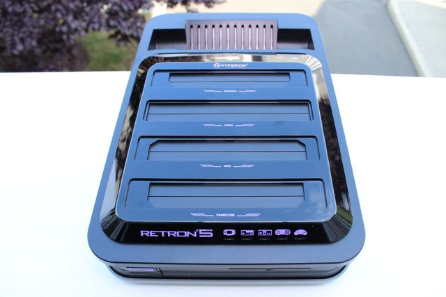 Hyperkin RetroN 5 Review And Giveaway retron 5 console review 3