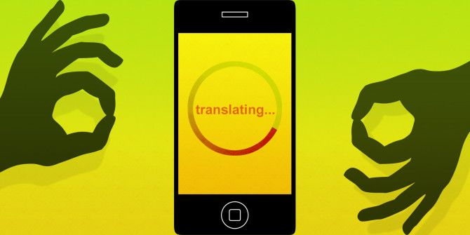 Will a Sign Language Translation App Ever Become a Reality?