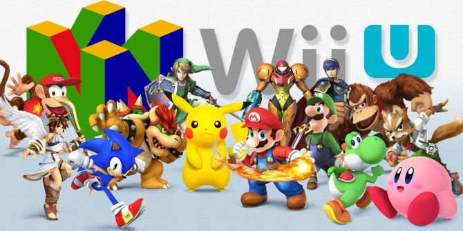 From N64 To Wii U: The Story Of Nintendo's Super Smash Bros