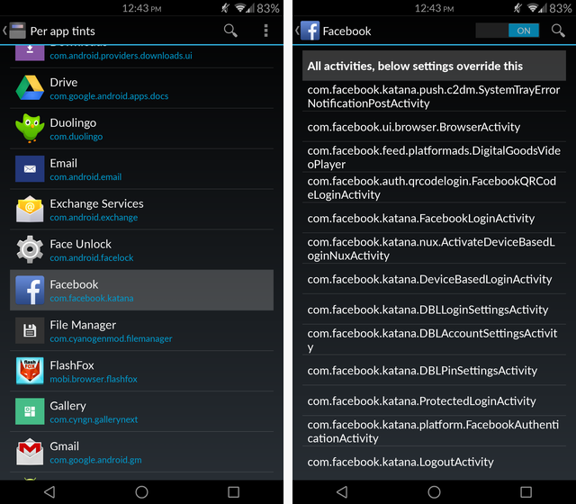 How To Get An Ios Like Colorful Status Bar On Any Android Device