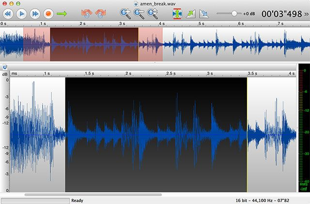 The Best Free & Cheap Audio Editors For Mac OS X twistedwave