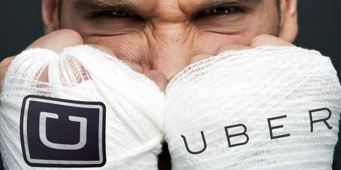 What Is Uber and Why Is It Threatening Traditional Taxi Services?