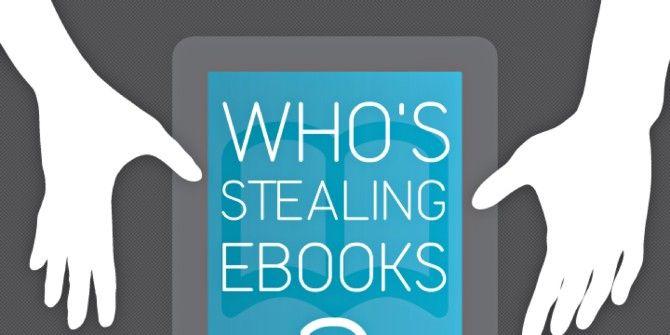Breaking Down E-book Theft