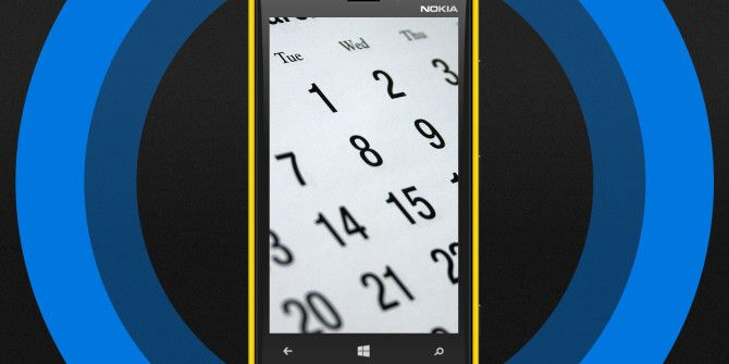 5 Must Know Tips For Managing Your Windows Phone 8.1 Calendar