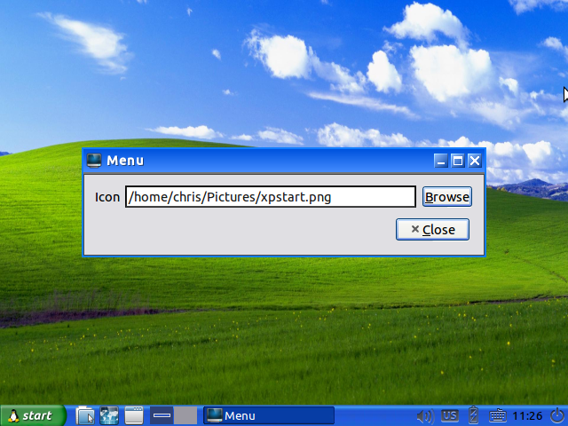 windows xp theme for lubuntu linux (9)