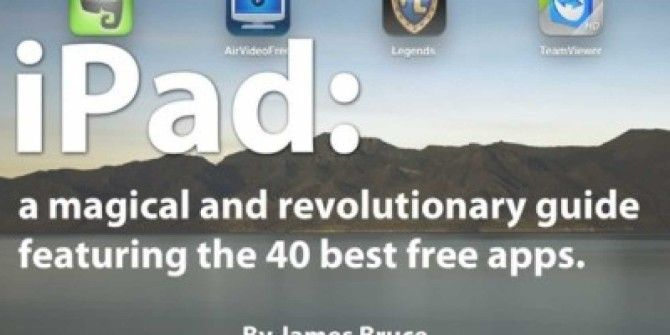 The Free Guide To Your iPad