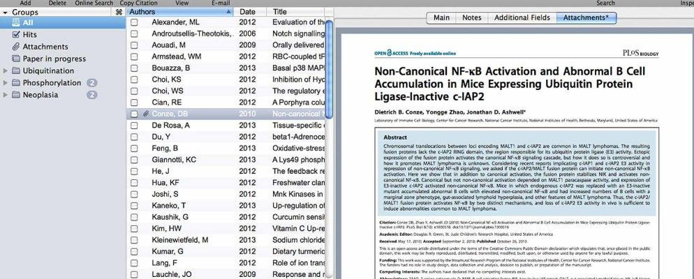 Creating Bibliographies & Footnote Citations Is Easier With