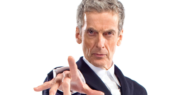 Celebrate Doctor Who Series 8 With These Stars on Twitter!