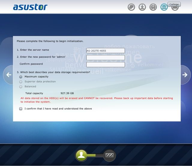 Asustor AS-202TE NAS Review and Giveaway asustor as202te nas review 10