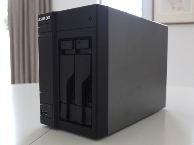 Asustor AS-202TE NAS Review and Giveaway asustor as202te nas review 2