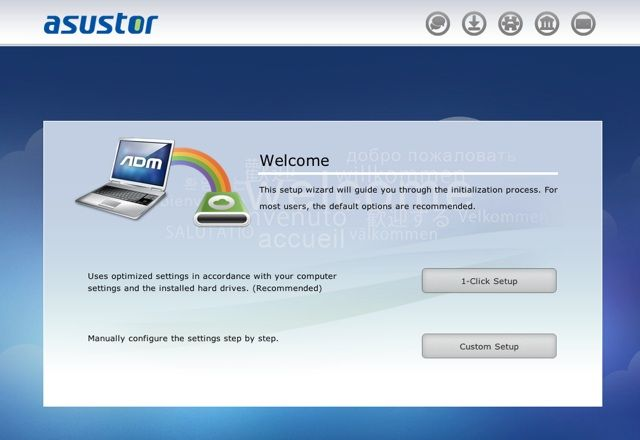 Asustor AS-202TE NAS Review and Giveaway asustor as202te nas review 9