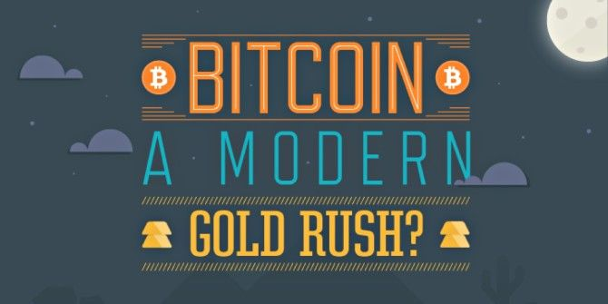 Is Bitcoin Mining Today's Gold Rush?