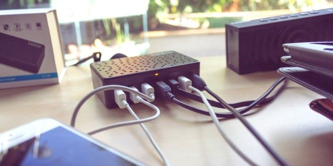 Bolse 7-Port USB Charger Review and Giveaway