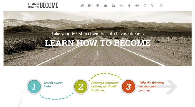 Learn How To Become -- Career Planning
