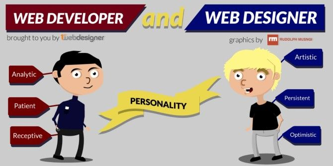 Would You Rather Be A Web Developer Or Designer?