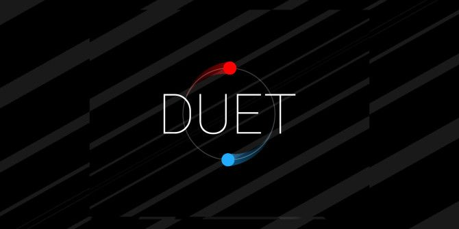 Fancy A Challenge? Duet Is Simple, Infuriating and Rewarding