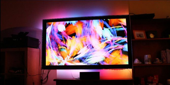 Make Your Own Ambilight for $60