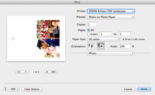 Reminder you can make greeting cards with iphoto printing your card m4hsunfo