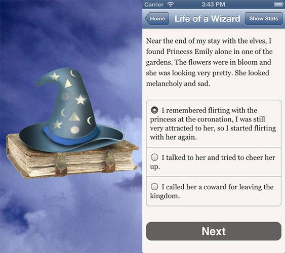 Love Interactive Fiction? Fill Your iPad Or iPhone With Text Adventures lifeofawizard