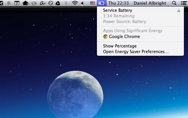 how to make google your homepage on macbook
