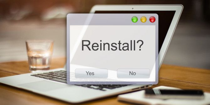 Mac Users: Is There Any Good Reason To Ever Reinstall OS X?