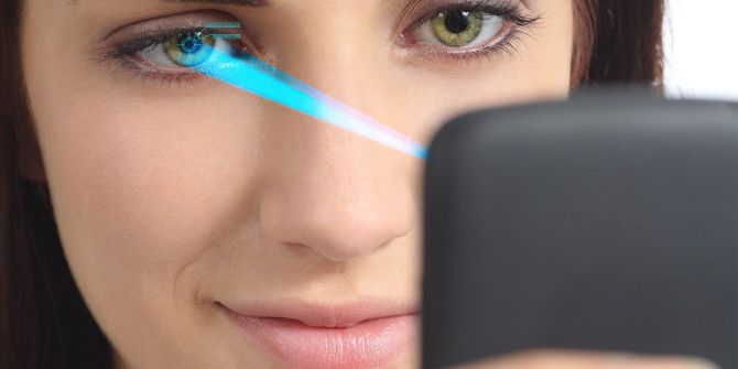 Are Retina/Iris Scanners The Next Level Of Mobile Security?
