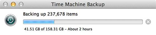 Partition & Use Your Time Machine Hard Drive To Store Files Too timemachine