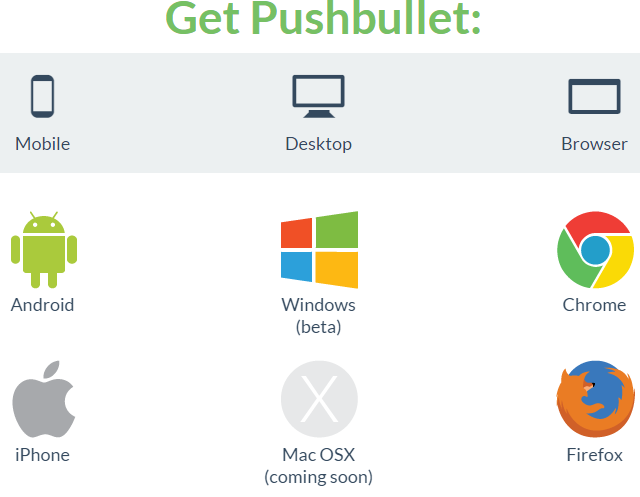01-Pushbullet-Apps