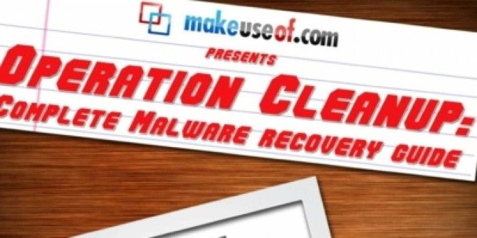 The Complete Malware Removal Guide