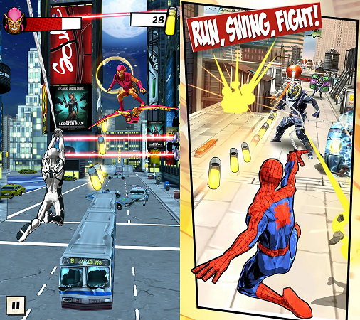 Spider-Man-Unlimited-Android