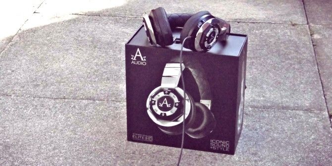 A-Audio Legacy Headphones Review and Giveaway