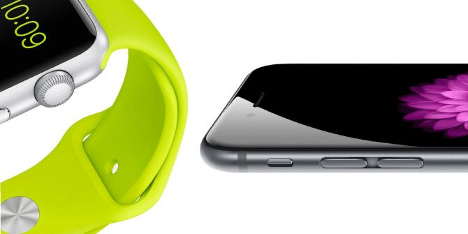 Apple's Big Event: iPhone 6, Watch & New Wireless Payment System