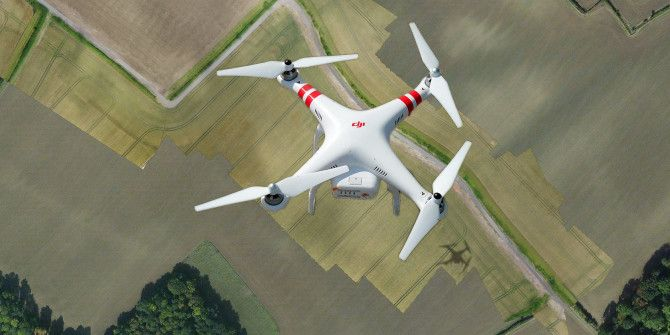 How You Could Make Your Own Google Maps Using A Drone - Drone maps google