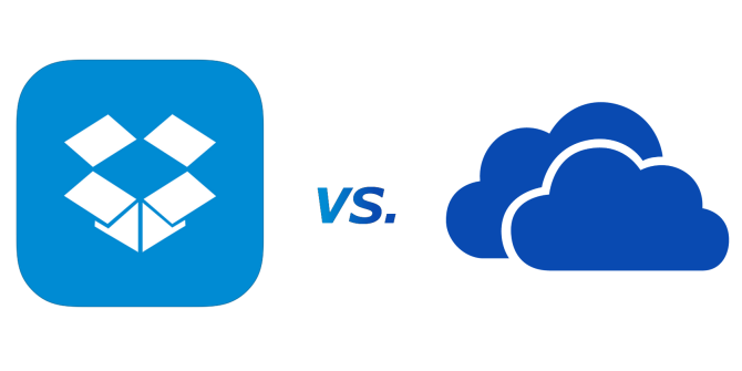 Cloud Storage Remains Competitive – Dropbox & OneDrive Compared