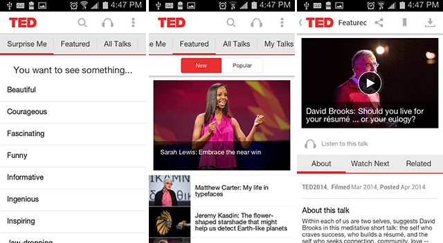 educational-android-apps-ted-talks