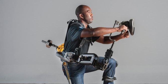 Bionic Humans: Exoskeleton Technology Is Redefining Limits