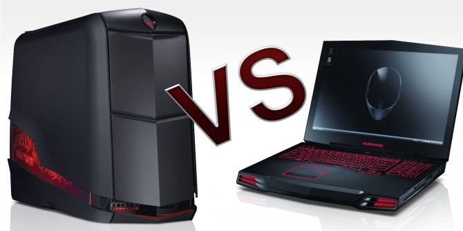 What's The Real Difference Between A Gaming Laptop And Desktop?