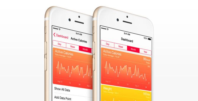 iOS 8 Turns Your iPhone Into A Personal Healthcare Monitor