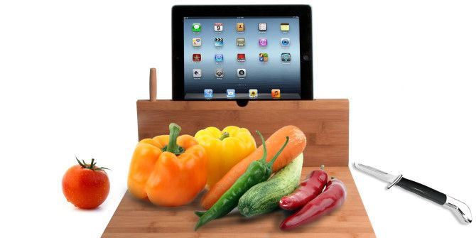 Use Your iPad As A Recipe Book? 10 Accessories For Kitchen Tablet Users