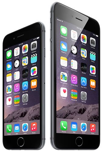 Apple's Big Event: iPhone 6, Watch & New Wireless Payment System iphone6