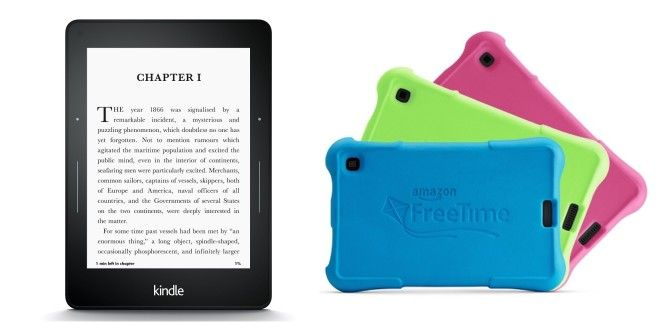 Amazon's New Tablets and E-Readers: Everything You Need to Know