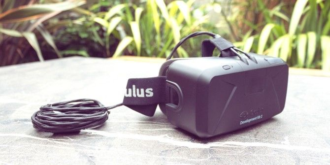 Oculus Rift Development Kit 2 Review and Giveaway