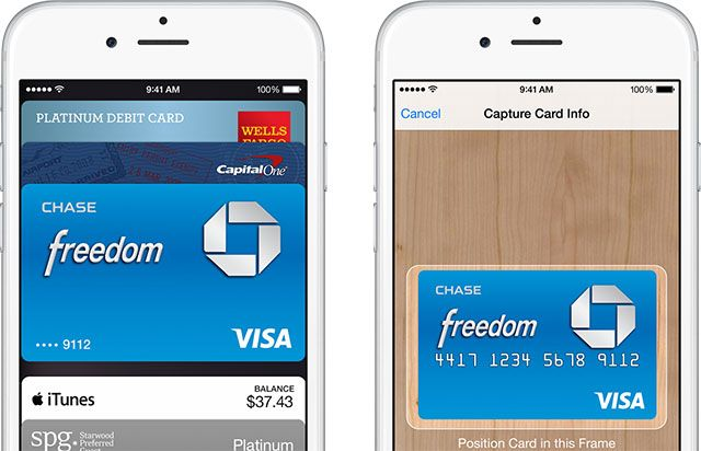 Apple's Big Event: iPhone 6, Watch & New Wireless Payment System passbook applepay