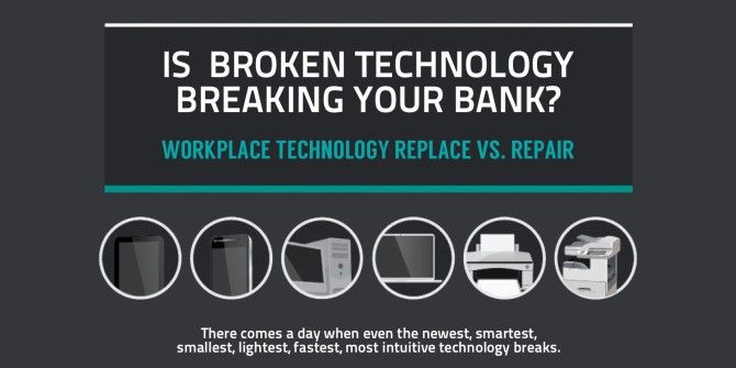 When Technology Breaks, Should You Replace Or Repair?