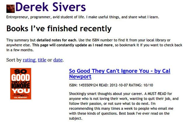 sivers-book-recommendation